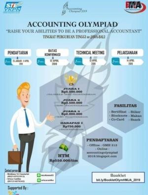 Accounting Olympiad 2019